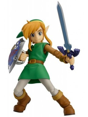 Figura Link Between Worlds Figma 284