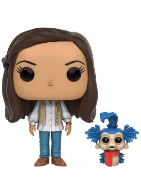 Funko Pop! Sarah & Worm Dentro del Laberinto
