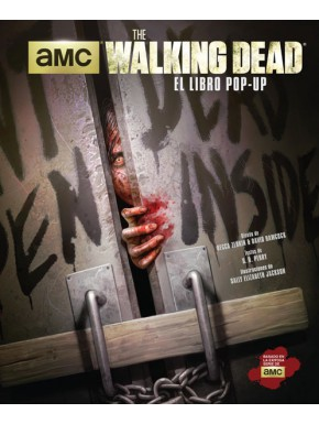 The Walking Dead. El libro pop-up.