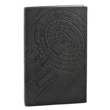 Libreta A5 Star Trek Enterprise