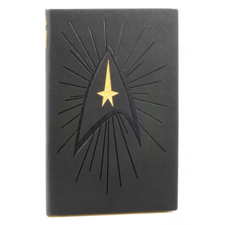 Libreta A5 Star Trek Emblema Flota