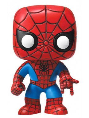 Funko Pop! Spiderman Traje Clásico