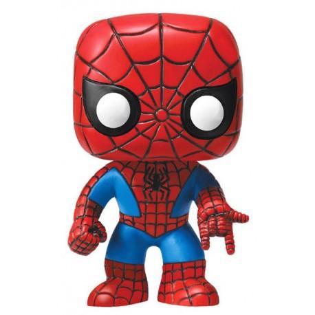 Funko Pop! Spiderman Traje Clásico