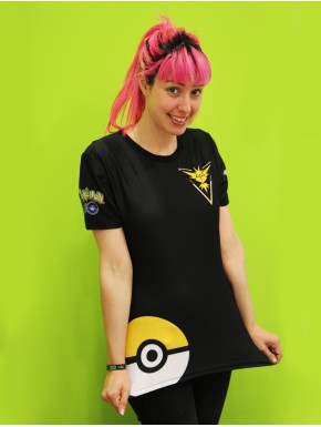 Camiseta Team Instinct Pokemon