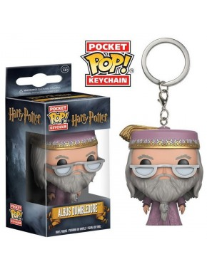 Llavero mini Funko Pop! Dumbledore Harry Potter