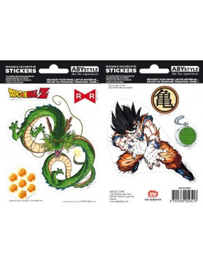 Set pegatinas Dragon Ball x2