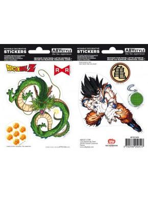Set pegatinas Dragon Ball x2