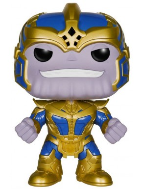 Funko Pop! Thanos Guardianes de la Galaxia 15 cm