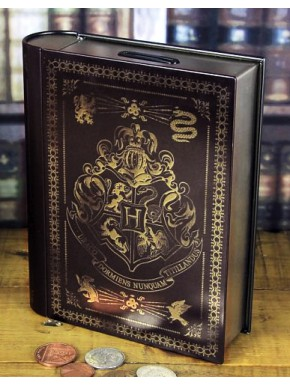 Hucha Harry Potter Hogwarts Libro