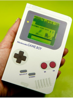 Libreta Game Boy Nintendo