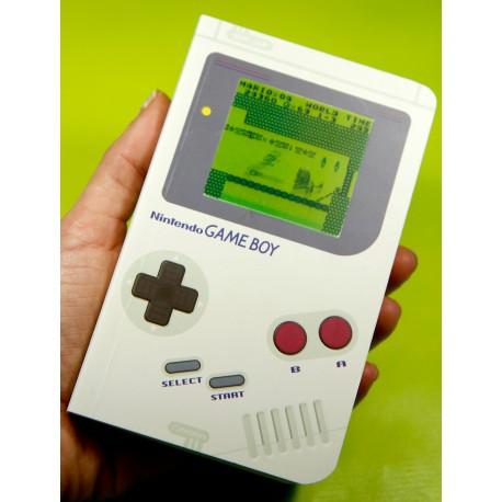 Libreta Game Boy Nintendo
