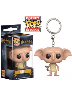 Llavero mini Funko Pop! Dobby Harry Potter