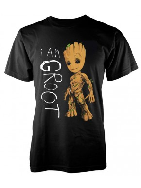 Camiseta Groot Guardianes de la Galaxia 2