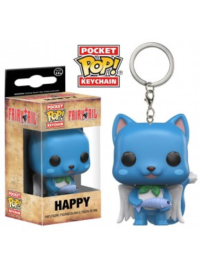 Llavero mini Funko Pop! Happy Fairy Tail