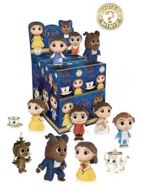 Minifiguras Sorpresa La Bella y la Bestia 2017 Disney Funko