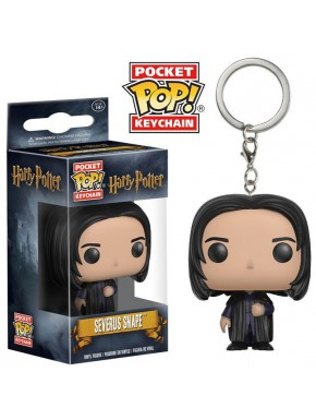 Llavero mini Funko Pop! Snape Harry Potter