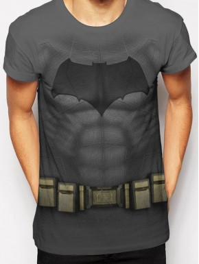 Camiseta Cosplay Batman Batman vs Superman