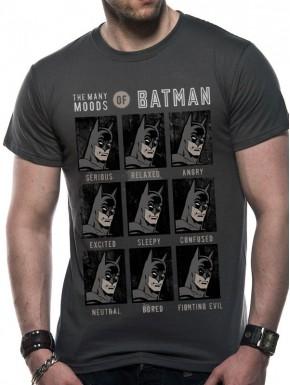 Camiseta Batman Moods