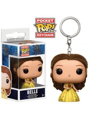 Llavero mini Funko Pop! Bella Baile La Bella y la Bestia Disney