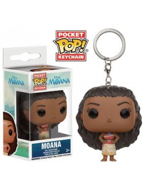Llavero mini Funko Pop! Vaiana Disney