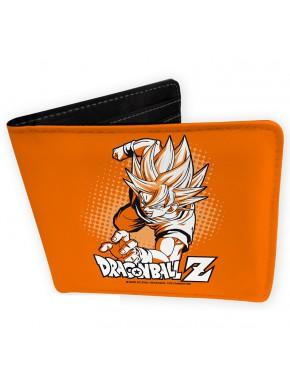 Cartera Dragon Ball Goku Super Saiyan