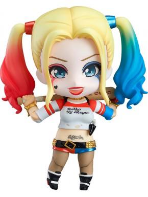 Figura Harley Quinn Escuadrón Suicida Nendoroid 672