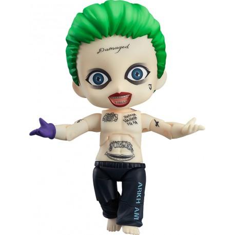 Figura Joker Escuadrón Suicida Nendoroid 672