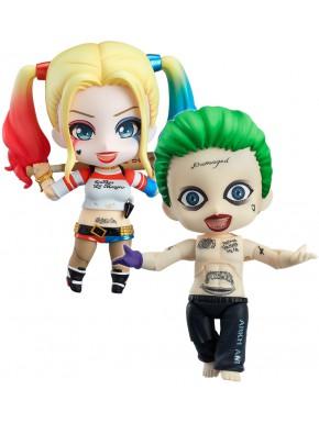 Pack Joker y Harley Quinn Escuadrón Suicida Nendoroid