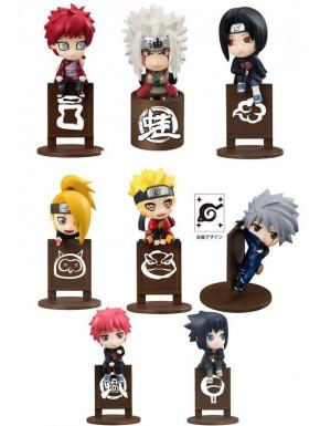 Figuritas Sorpresa Naruto Shippuden Ochatomo Series