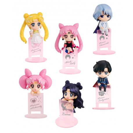 Figuritas Sorpresa Sailor Moon Night & Day