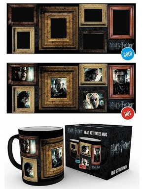Taza térmica Harry Potter Portraits