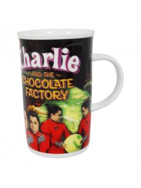 Taza Charlie y la fábrica de chocolate