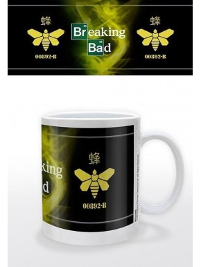 Taza Breaking Bad Methylamine