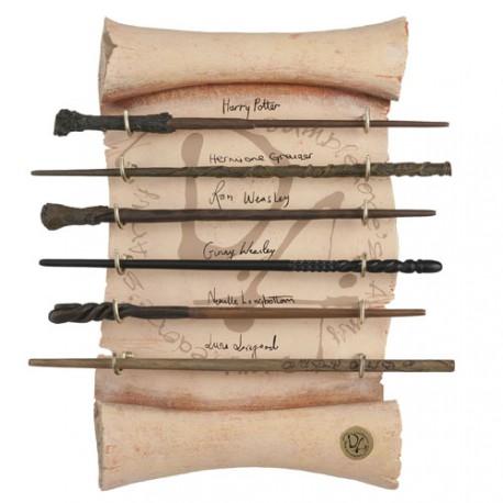 Conjunto de varitas Ejército de Dumbledore