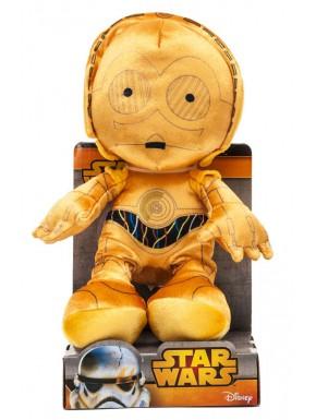 Peluche C-3PO Star Wars 25 cm