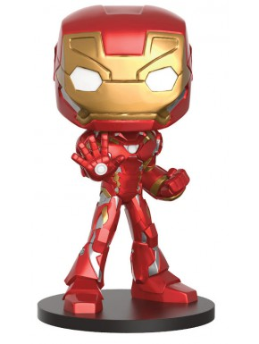 Funko Wacky Wobbler Iron Man Marvel