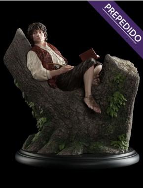 Figura Estatua Froido Bolson El Señor de los Anillos