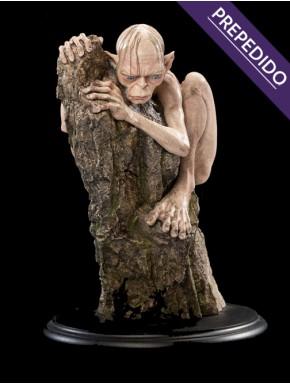 Estatua Gollum El señor de los Anillos 15cm