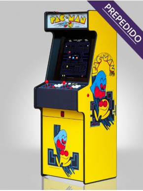 Máquina Arcade Pac-Man Big Boss