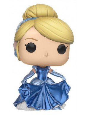 Funko Pop! Cenicienta Baile Disney Ed Metalizada