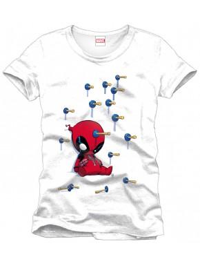 Camiseta Deadpool Plumber