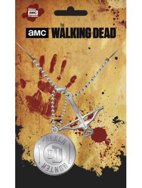 Walking Dead Chapas de identificación Daryl