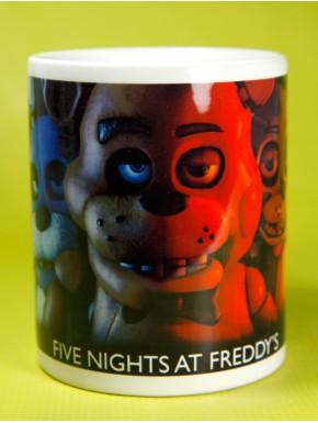 Taza Five Nights At Freddy's