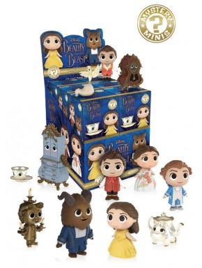 Minifiguras Sorpresa La Bella y la Bestia Ed. Limitada 2017 Disney Funko