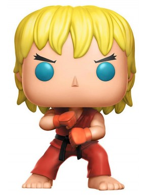 Funko Pop! Ken Street Fighter Special Attack