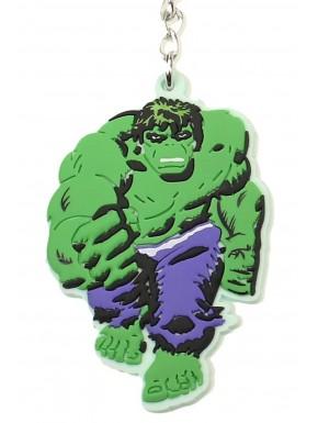 Llavero caucho Hulk Marvel