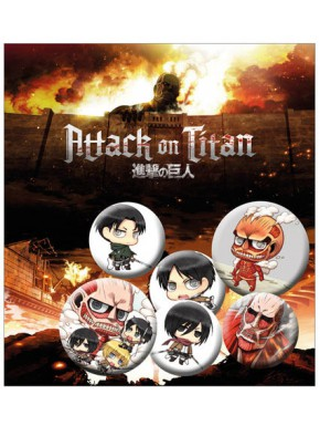Chapas Attack on Titan 2