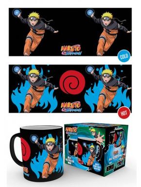 Taza Térmica Naruto Shippuden