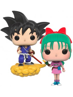 Funko Pack! Goku y Bulma Dragon Ball