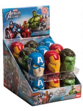 Avengers dispensador caramelos